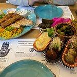 Photo of Hamsa Hummus & Happiness Israeli Restobar