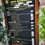 Photo de Topdeck Cave Restaurant
