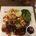 Bilde fra Borggården Biffrestaurant