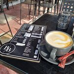 The best Coffee in Zante town!!!