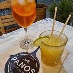 Aperol & Passion fruit mojito