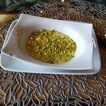 Natillas de pistacho