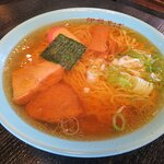 スープたっぷりこれで結構力強い味