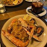 Restaurant Los Arcos Foto