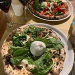 Wonderful pizza!
