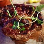Chewy Ribeye Steak at Beef & Pepper in Warsaw (26/09/21)