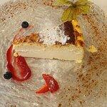Pastel que queso