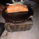 The Miso Salmon