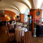 Restaurant part of Cafe Zamek - Warsaw (28/Sept/21).