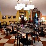 Cafe Zamek in the Royal Castle - Warsaw (28/Sept/21).