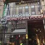 Φωτογραφία: Bistro Grad Hometown Food