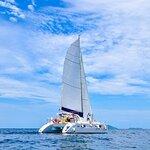 Full-Day Coral & Racha Islands Catamaran Yacht Tour w/ Sea Kayaking & Snorkeling