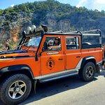 Jeep safari.