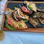 Bilde fra Taverna Restaurant Platanos Vati