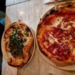 Bilde fra Una pizzeria e bar