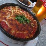 Potato-tomato bowl