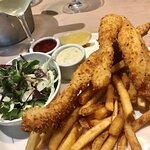 Flathead and chips