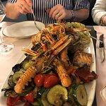 Fish platter ( for 3)