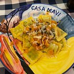 Bilde fra Casa Mavi italian restaurant and pizzeria
