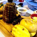 Bilde fra Chefmetin Moonlightrestaurant & Steak House