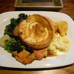 The Half & Half Sunday Dinner at The Devonshire in Belper