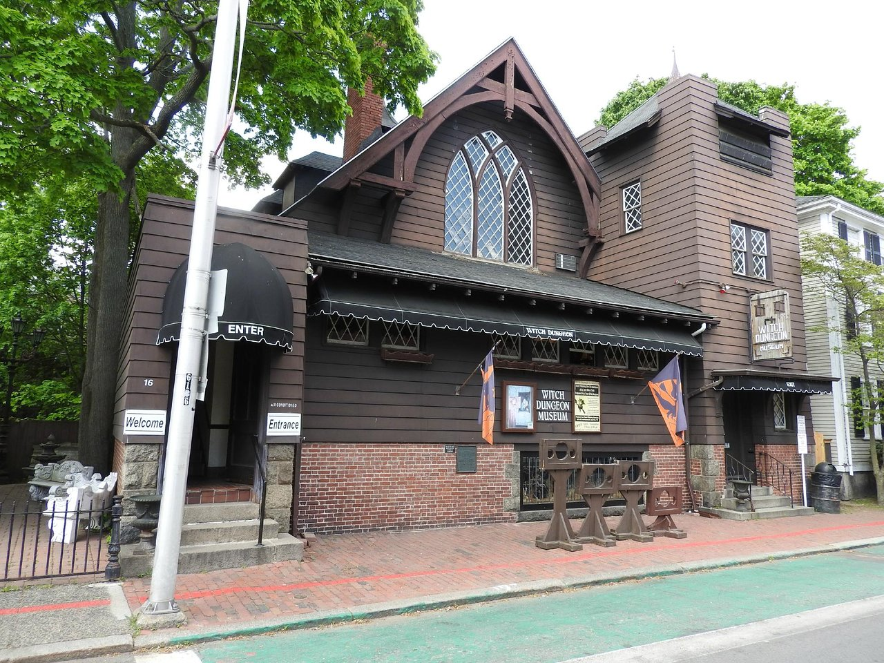 Witch Dungeon Museum Salem 2020 All You Need To Know Before You Go With Photos Tripadvisor