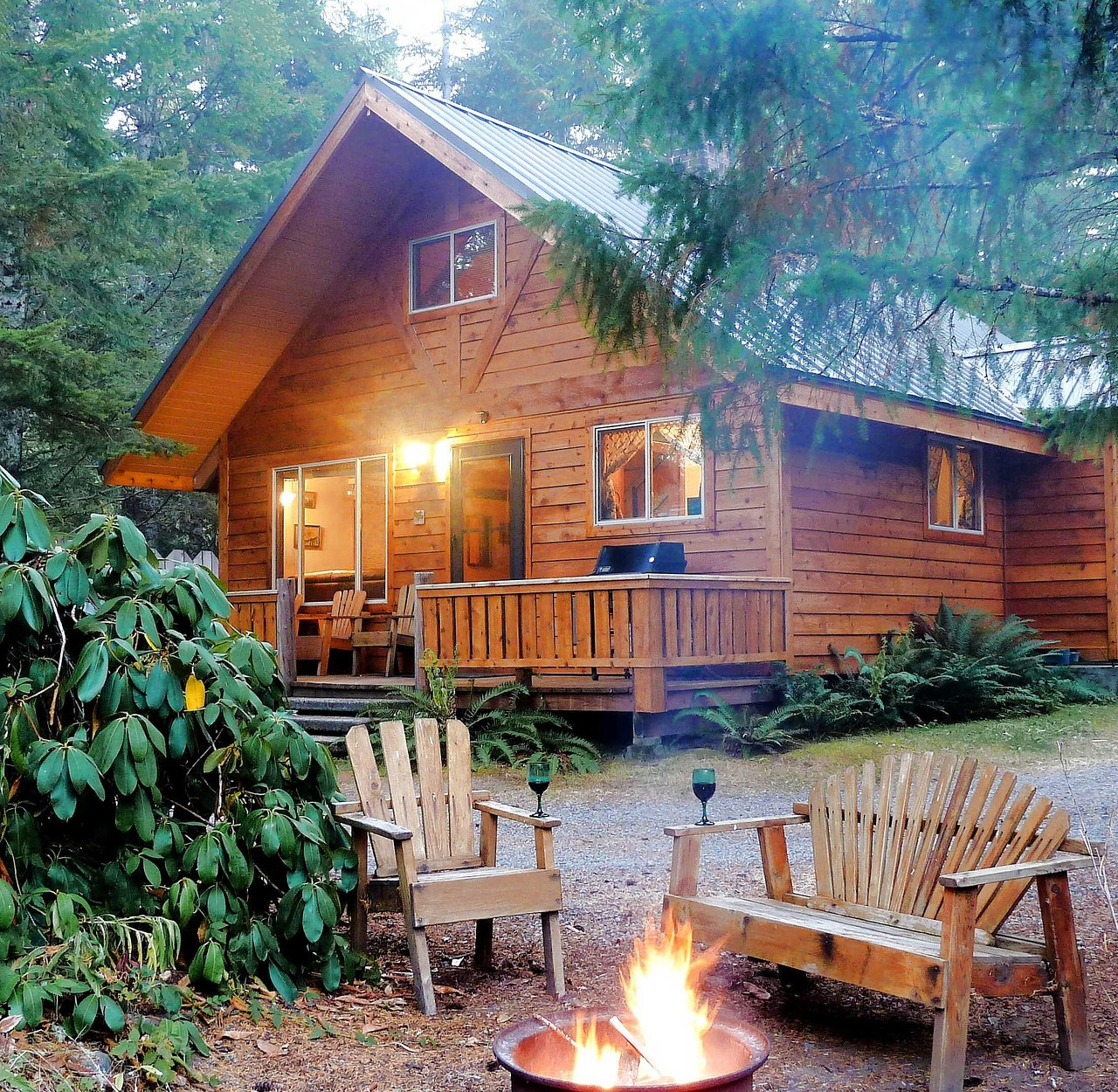 Betsy S Cabins At Mount Rainier Updated 2019 Cottage