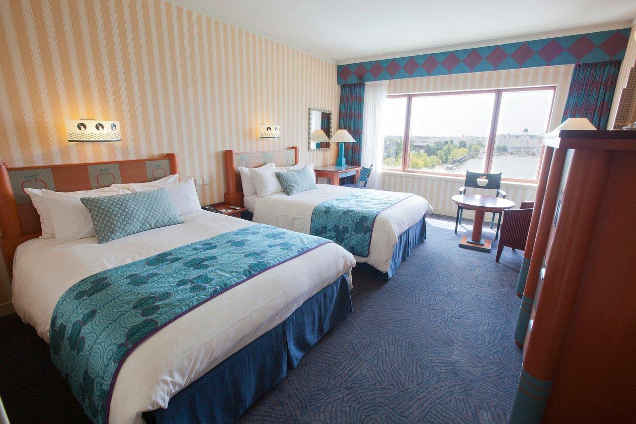 Disney S Hotel New York Bewertungen Fotos Preisvergleich Chessy