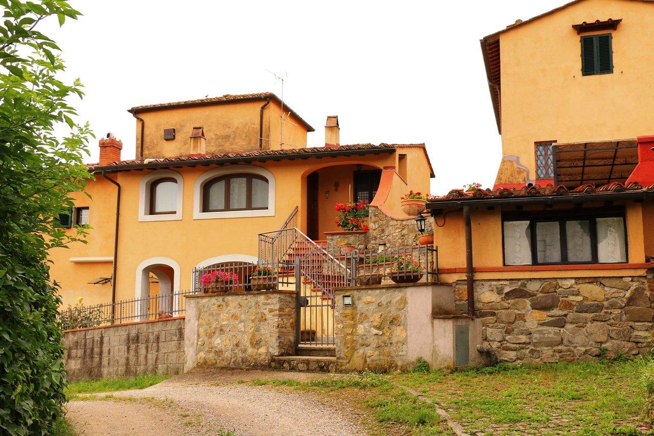 Karta Italien Chianti.Montechiari In Chianti Greve In Chianti Italien Omdomen Och