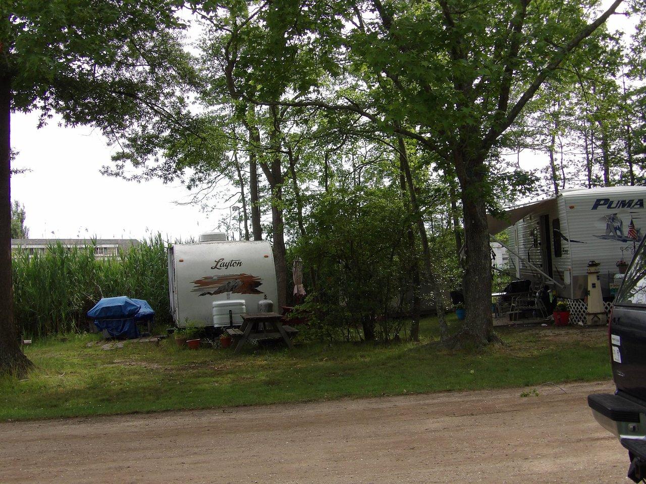 king nummy trail campground reviews cape may court house nj rh tripadvisor com