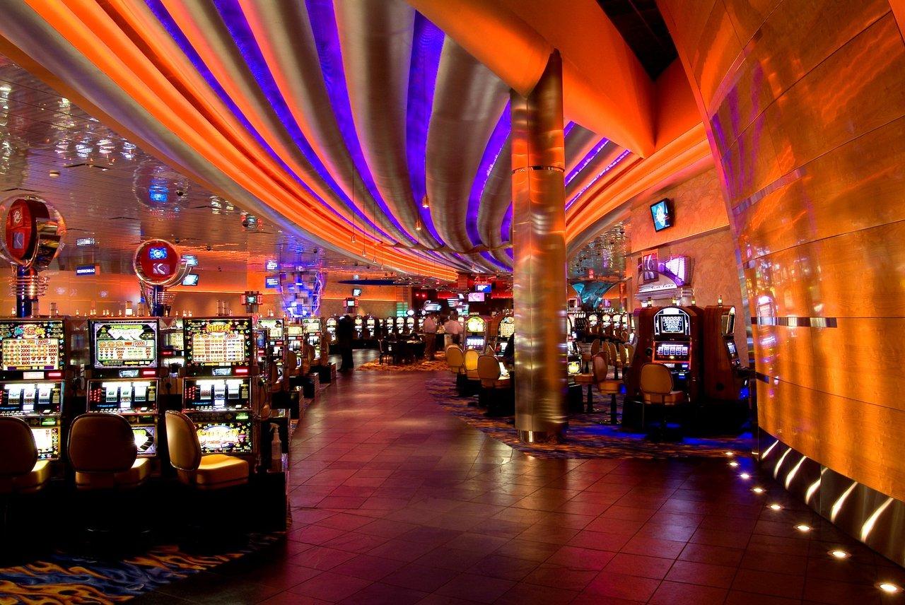 las vegas casino payout percentages