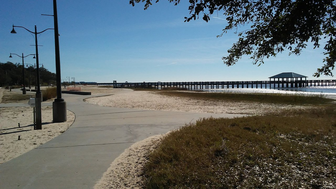 Front Beach Ocean Springs 2020 All