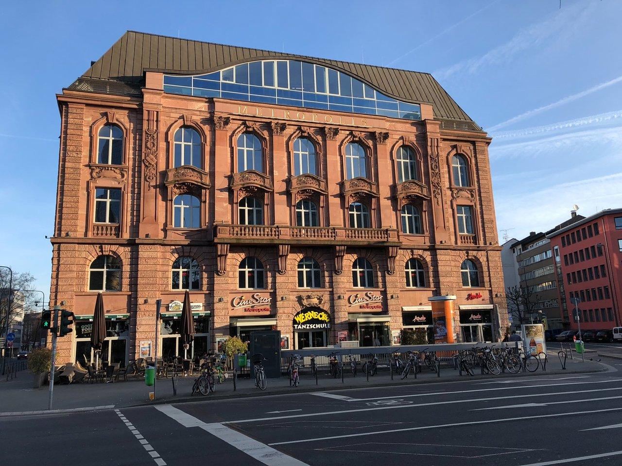 Gay kino in frankfurt