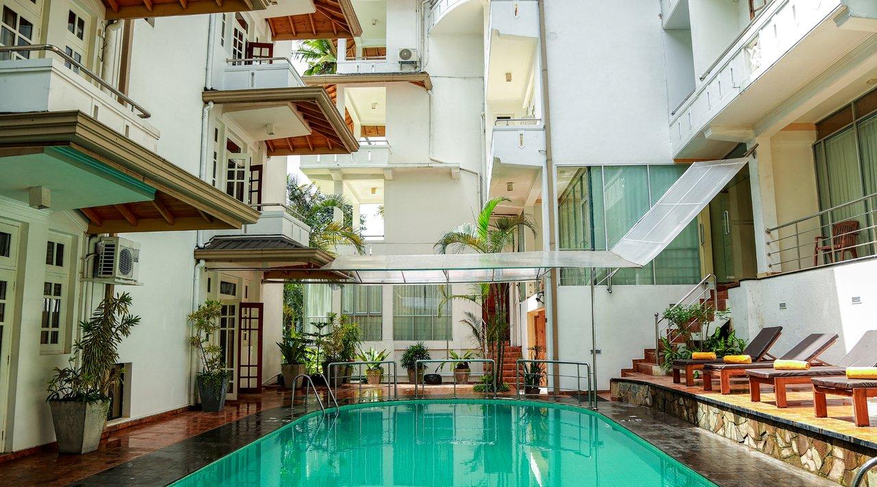 oak ray serene garden hotel ab 43€ (6̶9̶€̶): bewertungen, fotos