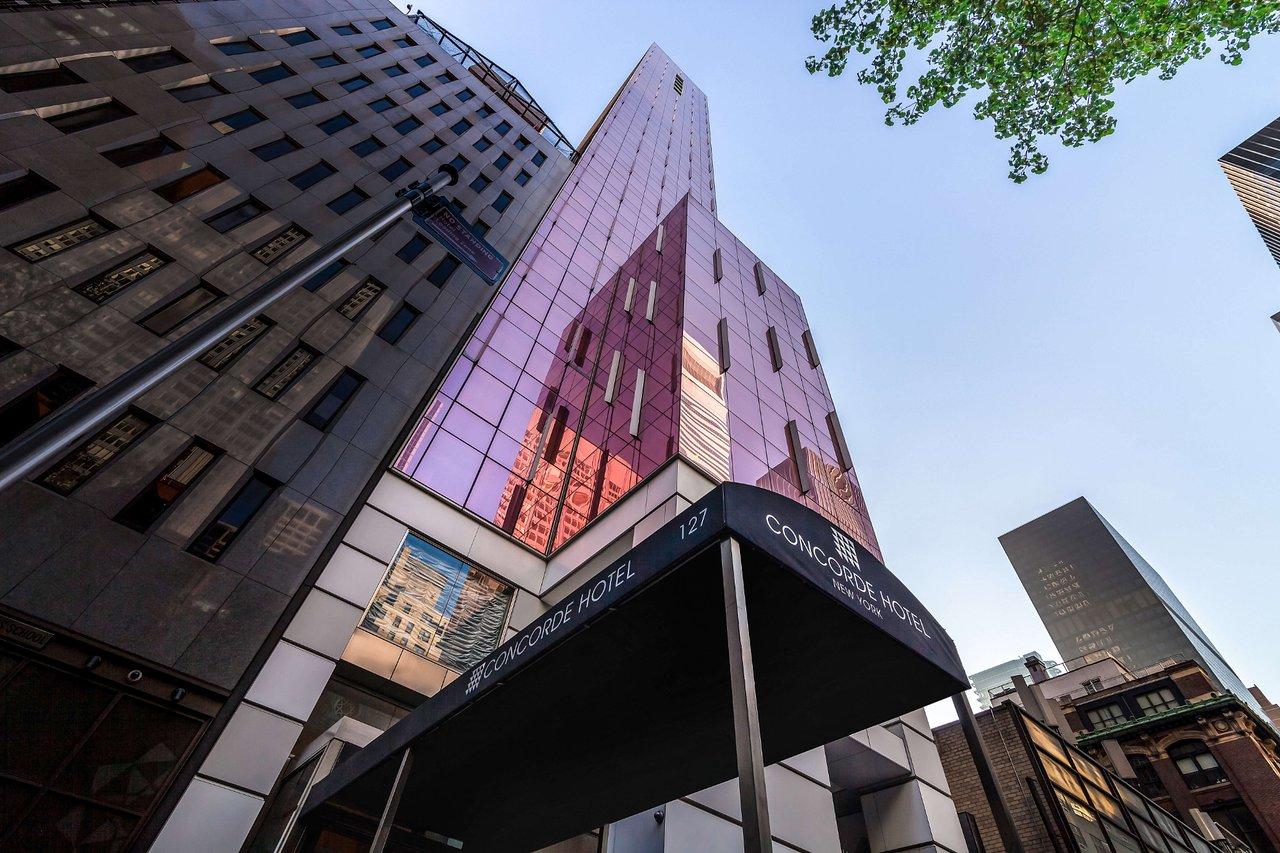 CONCORDE HOTEL NEW YORK $193 ($̶2̶4̶7̶) - Updated 2019