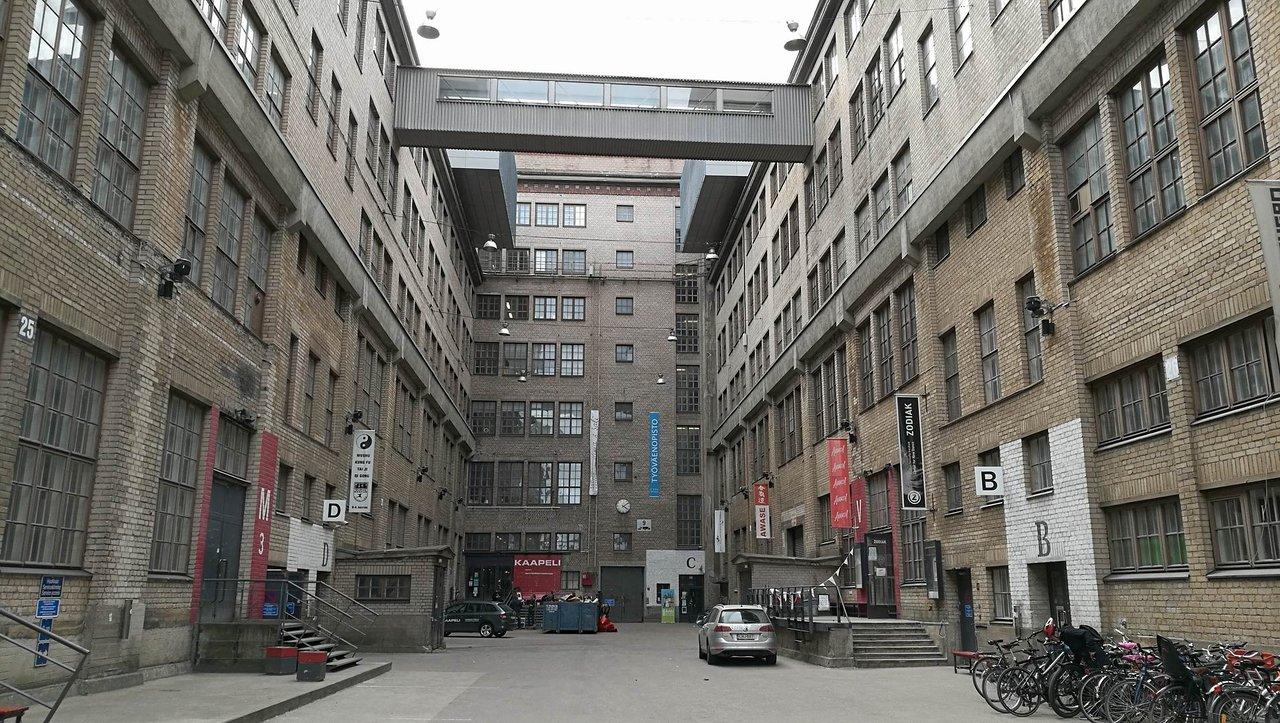 Kaapelitehdas Helsinki Suomi Arvostelut Tripadvisor