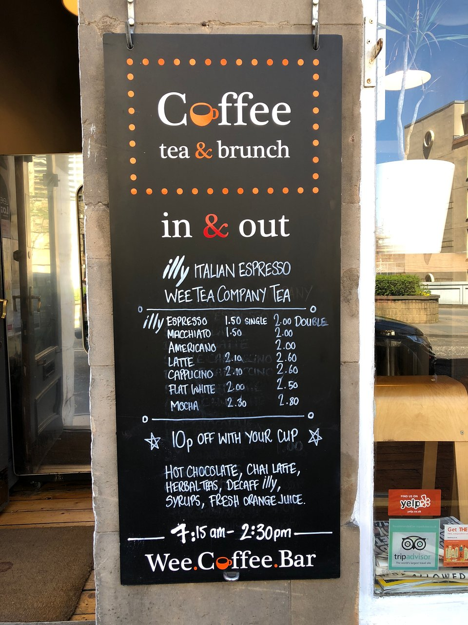 10 Best Coffee Tea In West End Edinburgh Tripadvisor