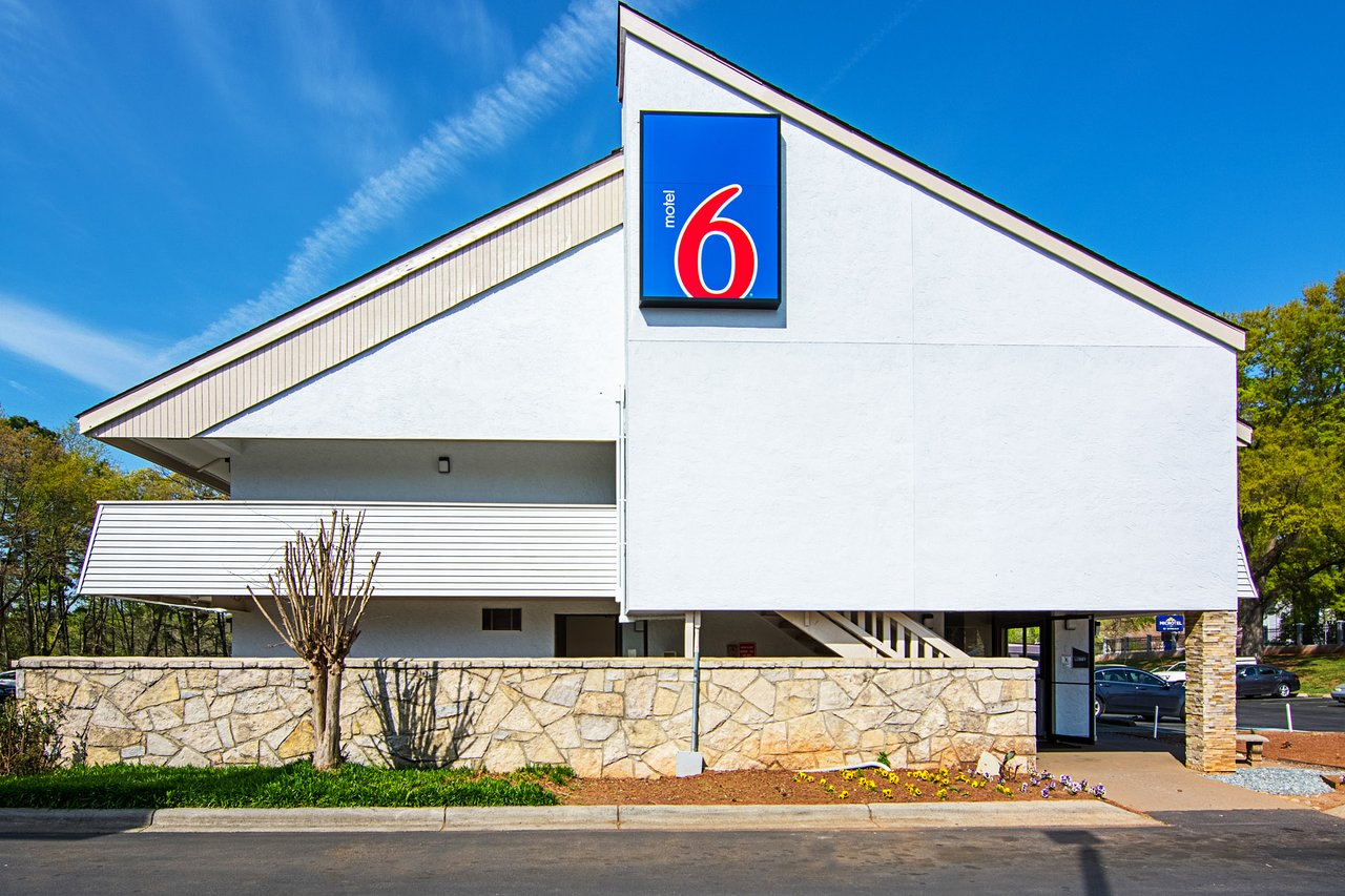 MOTEL 6 CHARLOTTE NC AIRPORT $50 ($̶5̶5̶) - Updated 2019