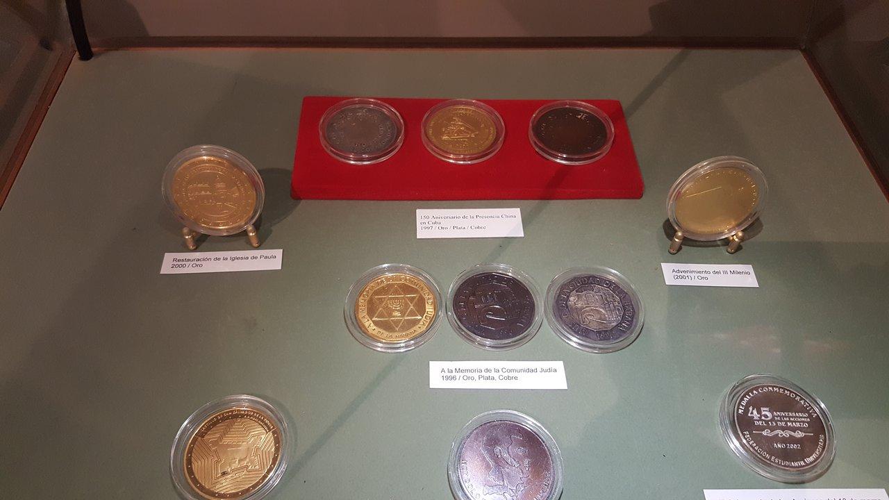 Museo Numismático, Cuba