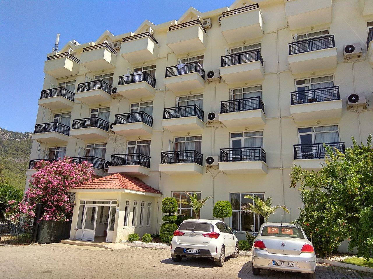 Kemer - Her şey dahil olmak üzere 3 yıldızlı oteller: yorum, açıklama