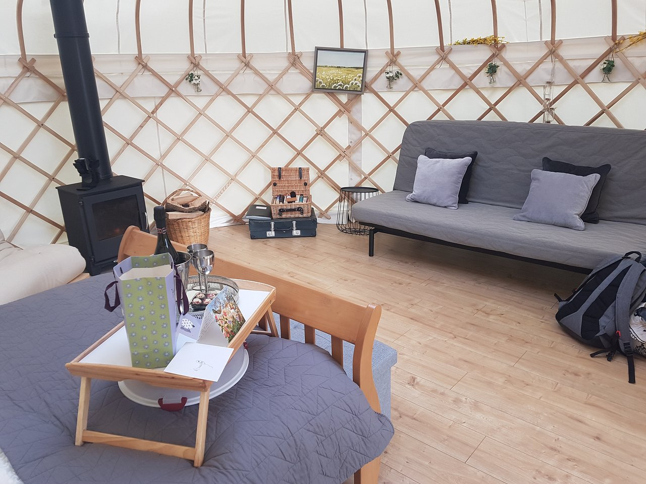 Shropshire hills glamping broome updated 2019 campground reviews photos tripadvisor