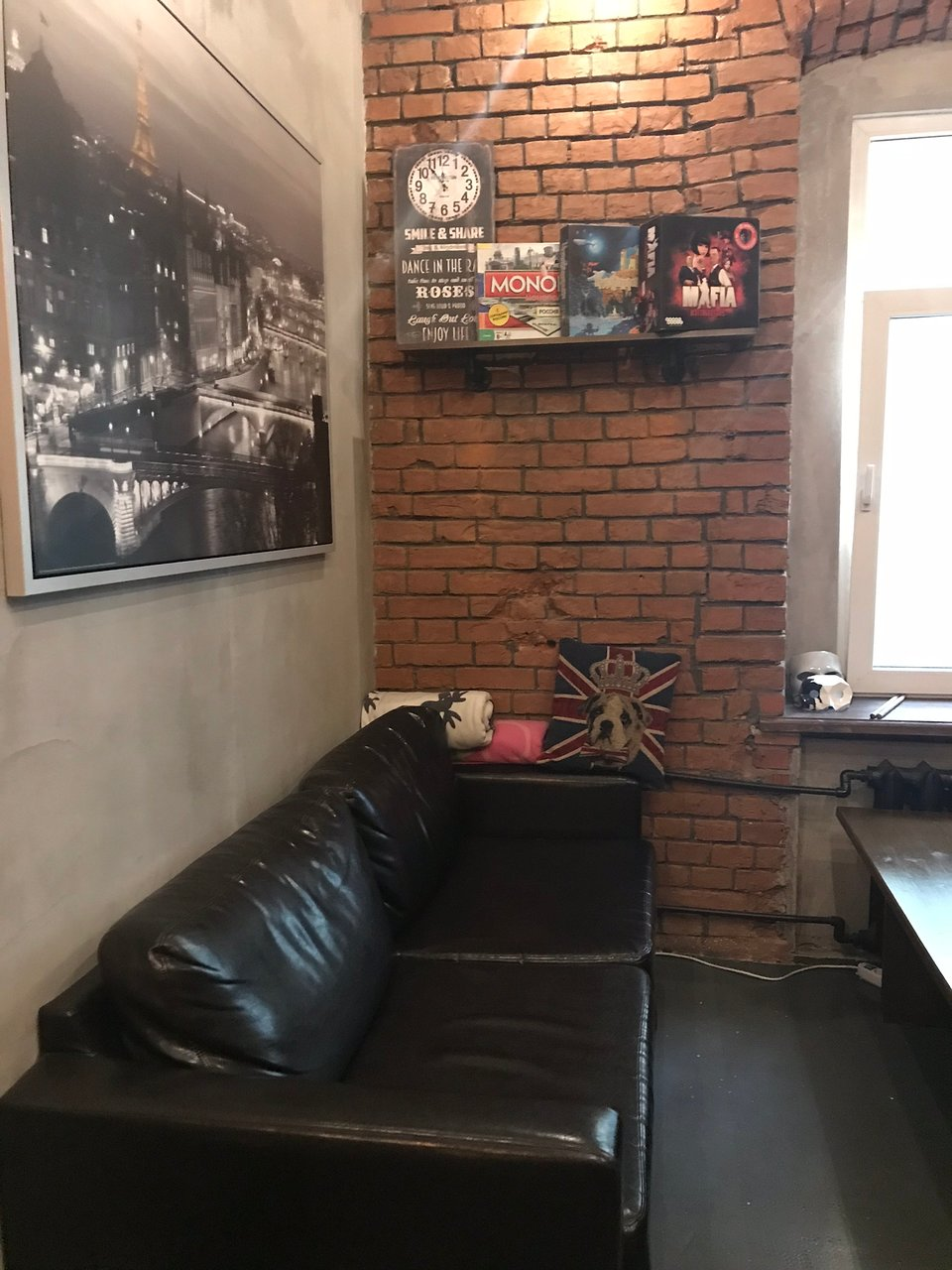 45 parallel - restaurant in Moscow: description, prices, reviews