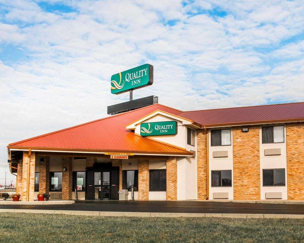 Quality Inn 72 9 1 Prices Hotel Reviews Effingham Il Tripadvisor