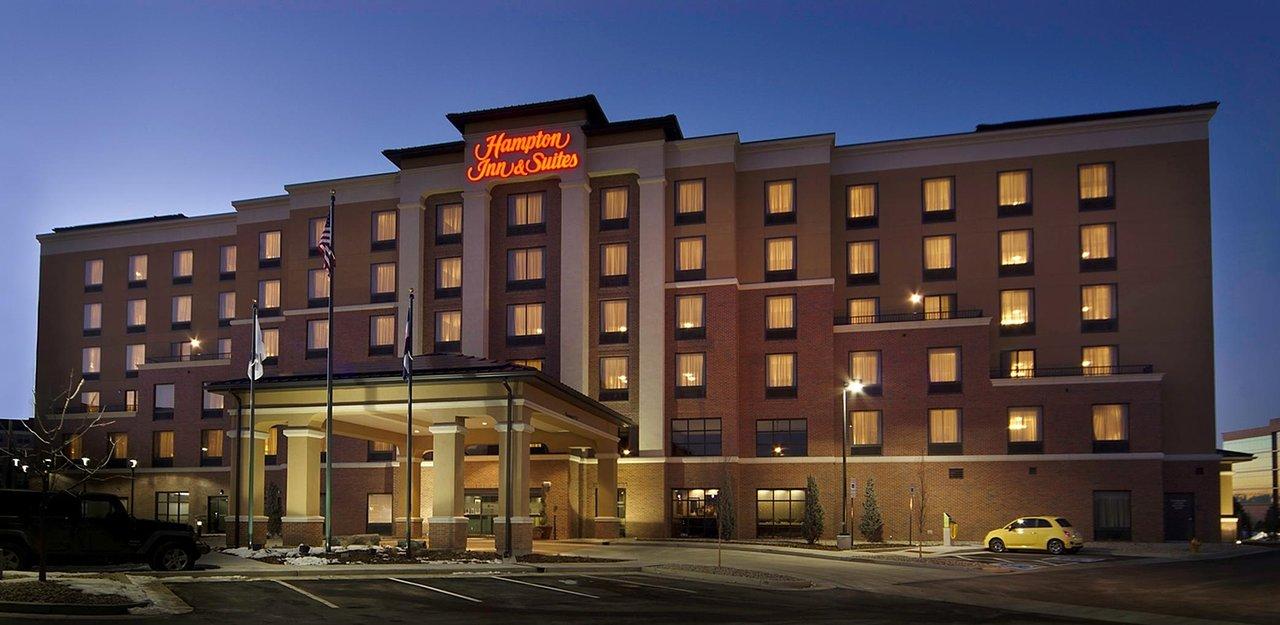 Hampton Inn Suites Denver Airport Gateway Park Co Hotel Reviews Photos Price Comparison Tripadvisor