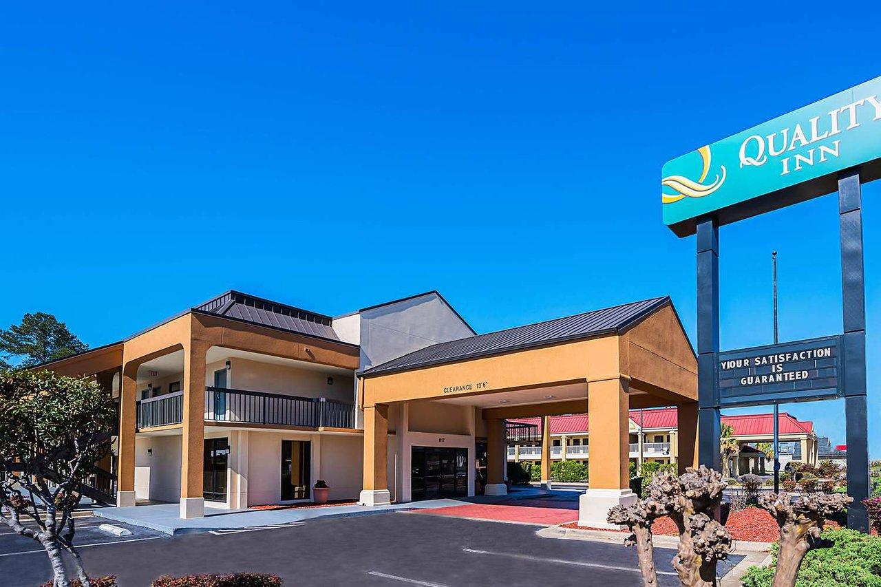 Quality Inn Dillon Updated 2018 Prices Hotel Reviews Sc Tripadvisor