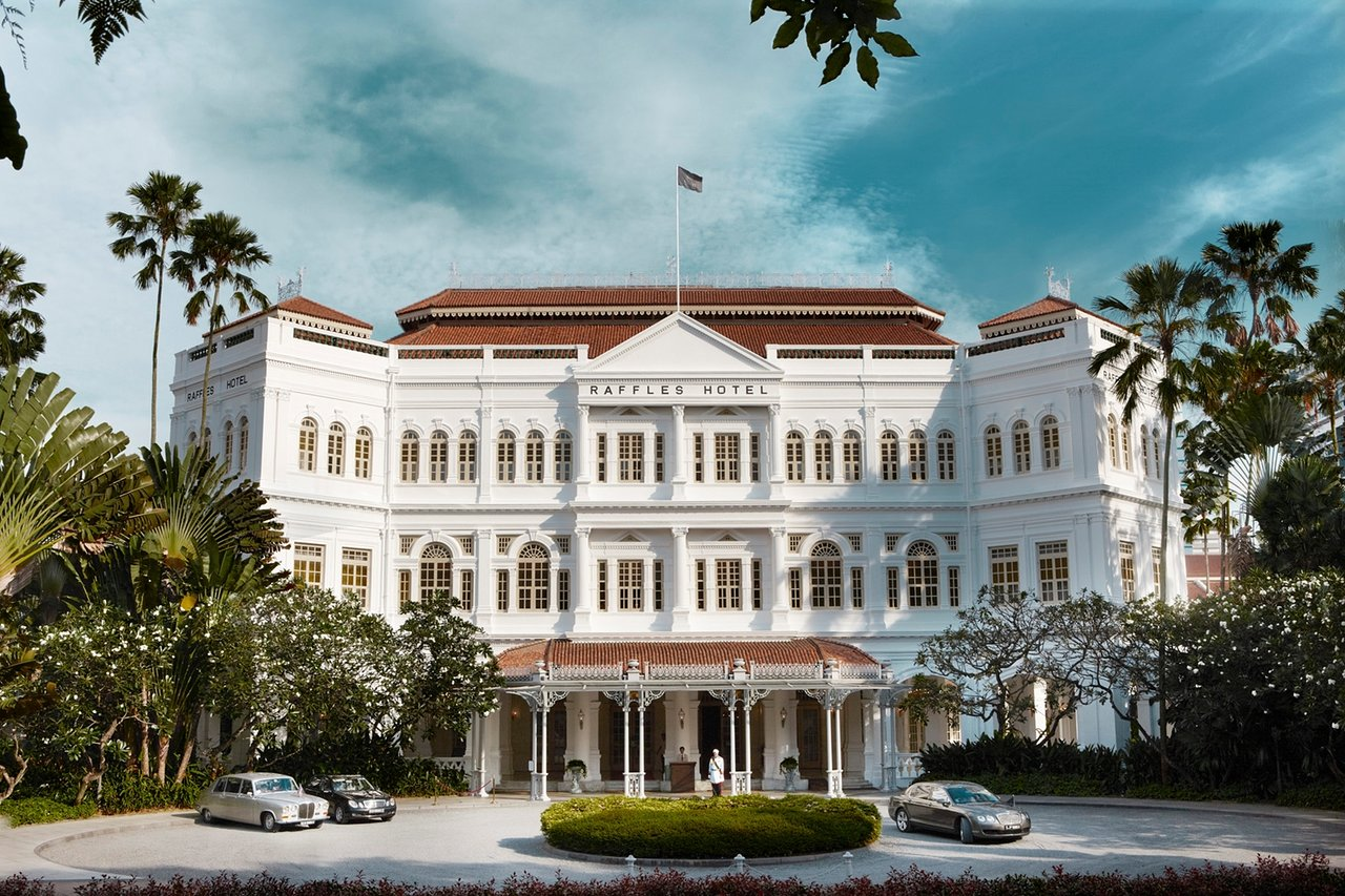 Raffles hotel singapore reviews