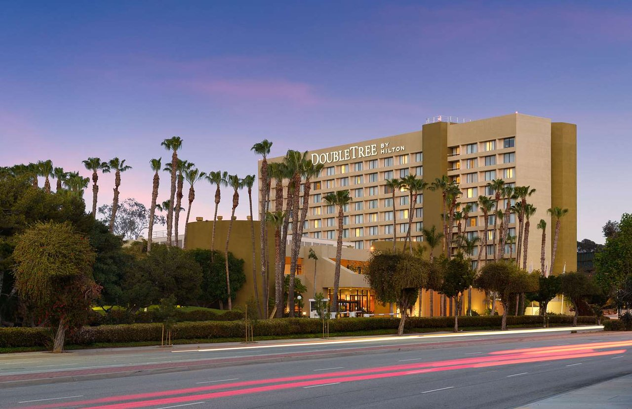 DOUBLETREE BY HILTON LOS ANGELES WESTSIDE - UPDATED 2018 Hotel ...