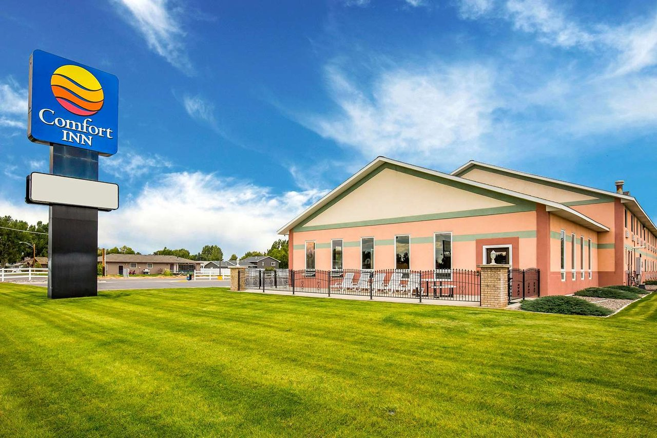 Comfort Inn Updated 2018 Prices Hotel Reviews Worland Wy Tripadvisor