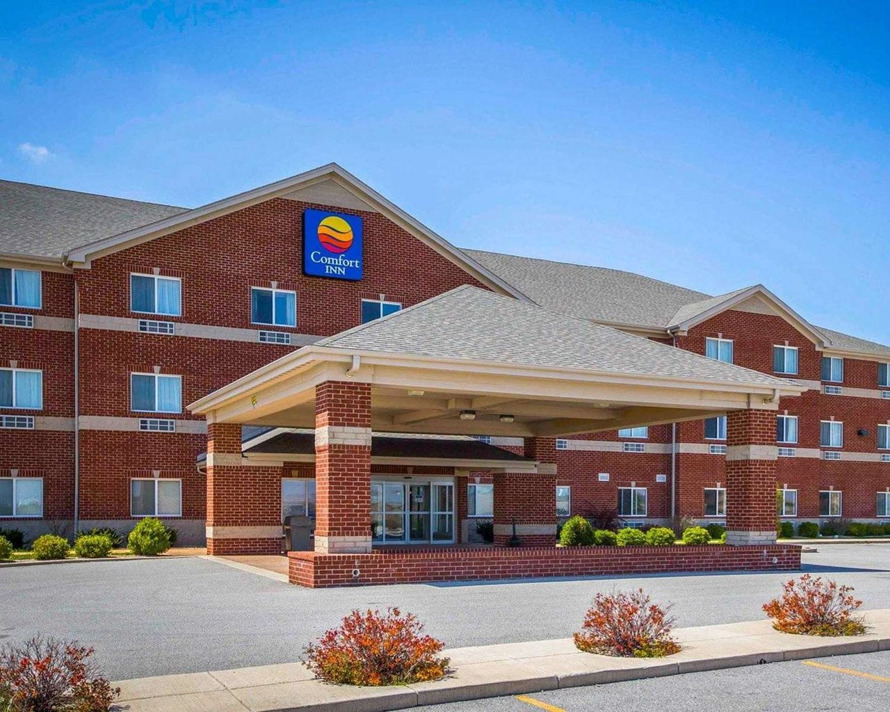 Hebron Indiana Map.Comfort Inn 95 1 1 1 Prices Hotel Reviews Hebron In