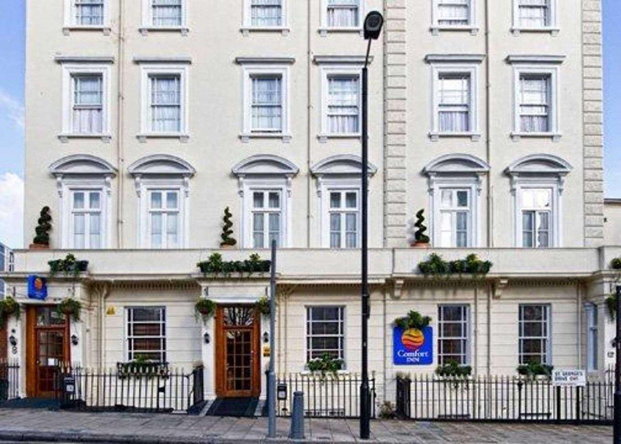 Comfort Inn Buckingham Palace Road Hotel Reviews London